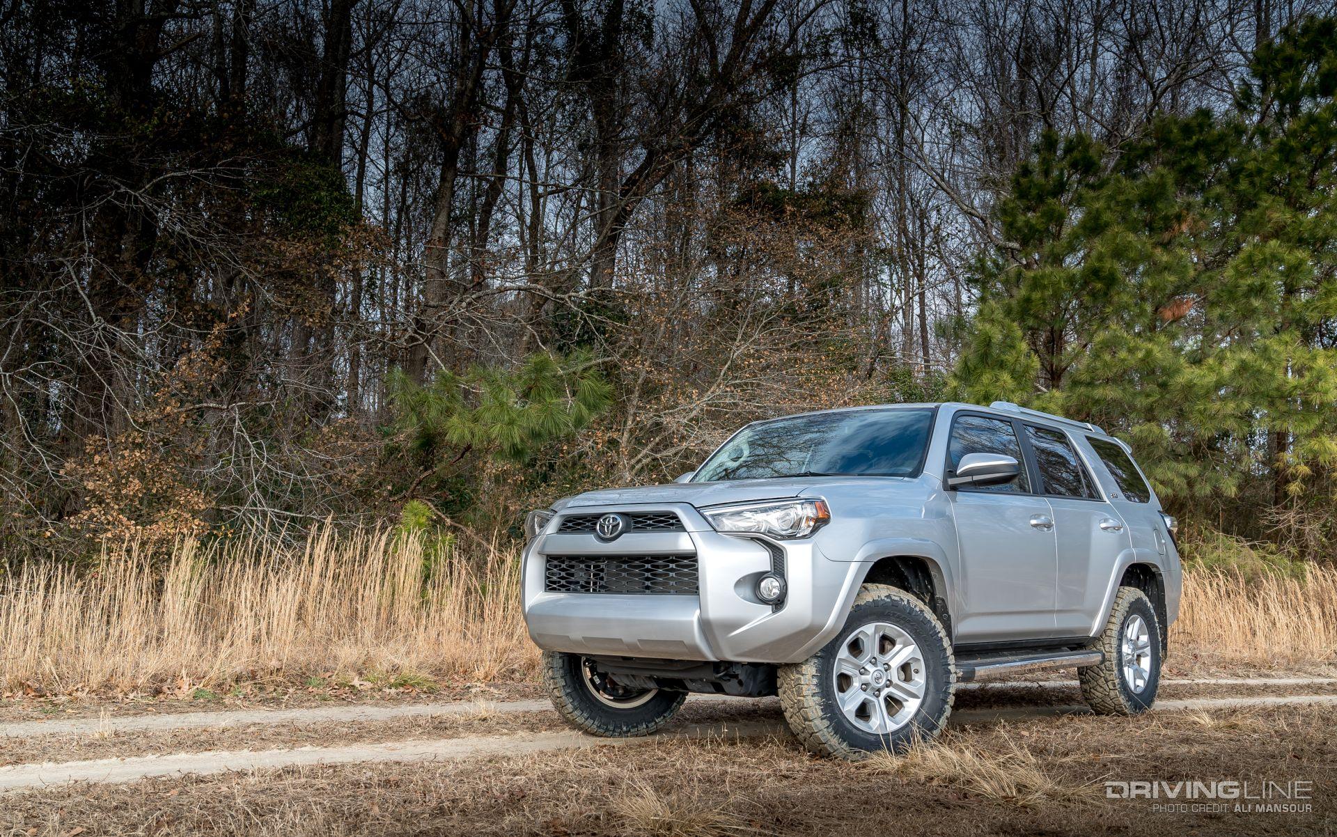 Ride Like Royalty 2015 Toyota 4runner King Suspension Upgrade Drivingline