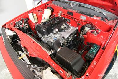 AE86 Corolla Meets Honda Persuasion | DrivingLine