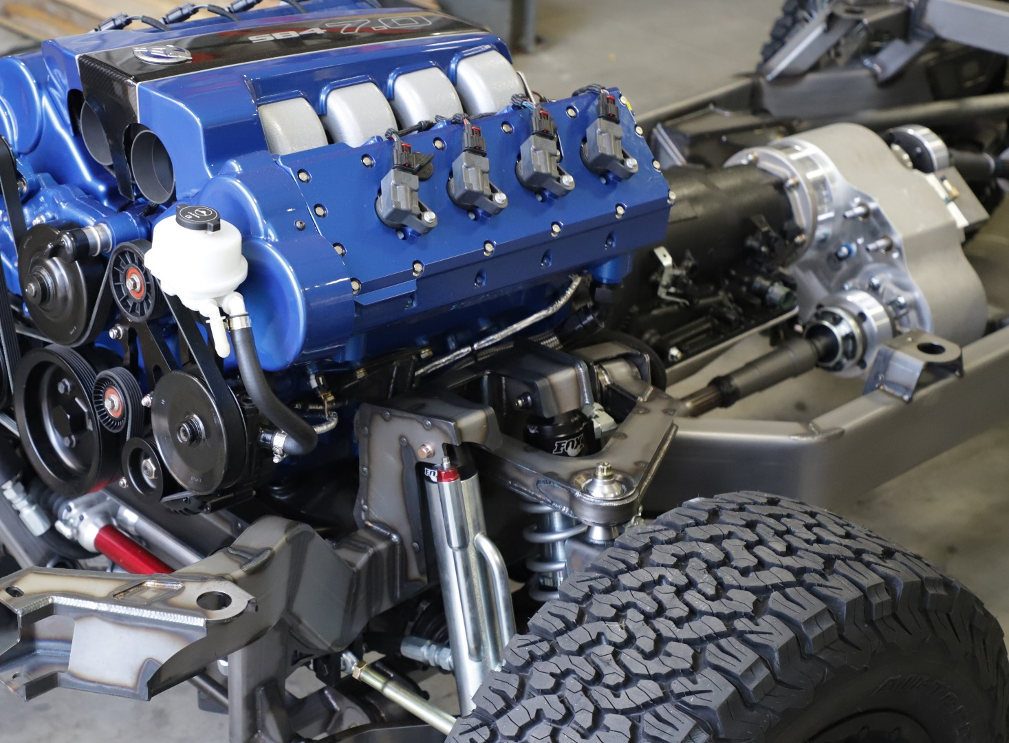 Power Play: Mercury's New Crate Engine Puts the Rest to ...