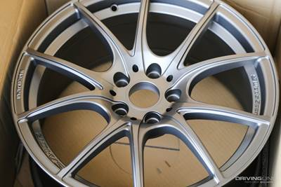 A Touch of JDM: WedsSport Wheels & Nitto NT05s for the Mk7