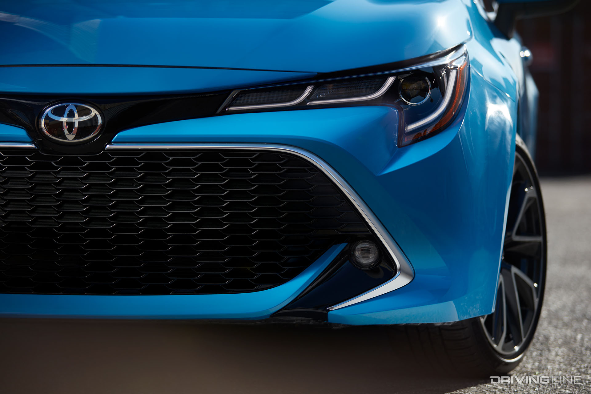 Hatchback AND Manual? The Toyota Corolla gets Exciting for ...