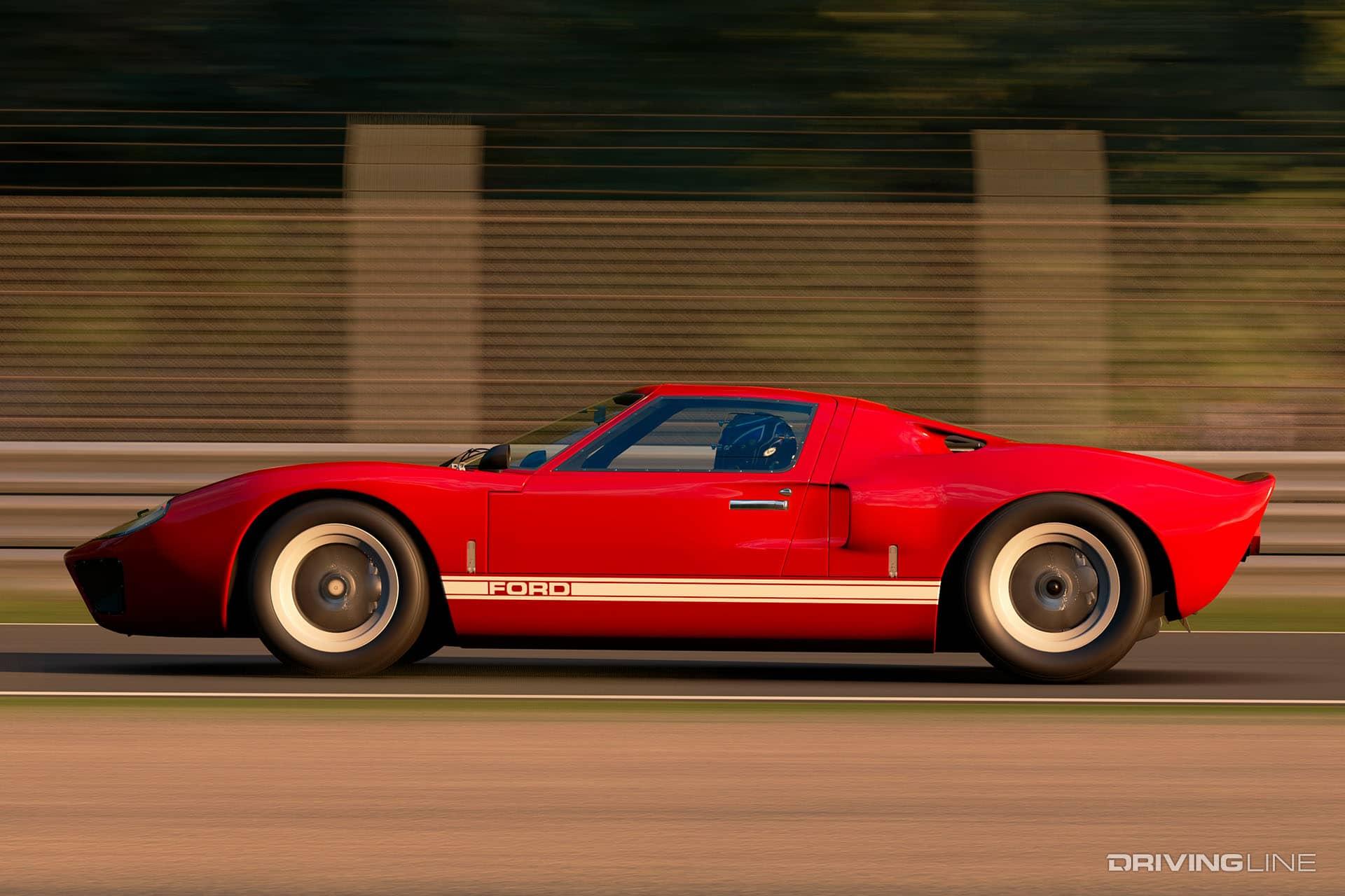Grand Turismo Sport Gt