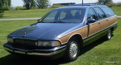 sleeper wagon: the 1994-1996 buick roadmaster estate | drivingline