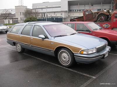 Sleeper Wagon: The 1994-1996 Buick Roadmaster Estate