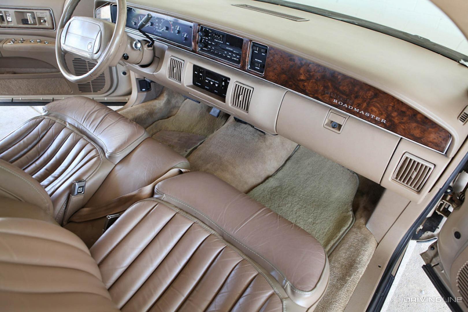 sleeper wagon the 1994 1996 buick roadmaster estate drivingline the 1994 1996 buick roadmaster estate