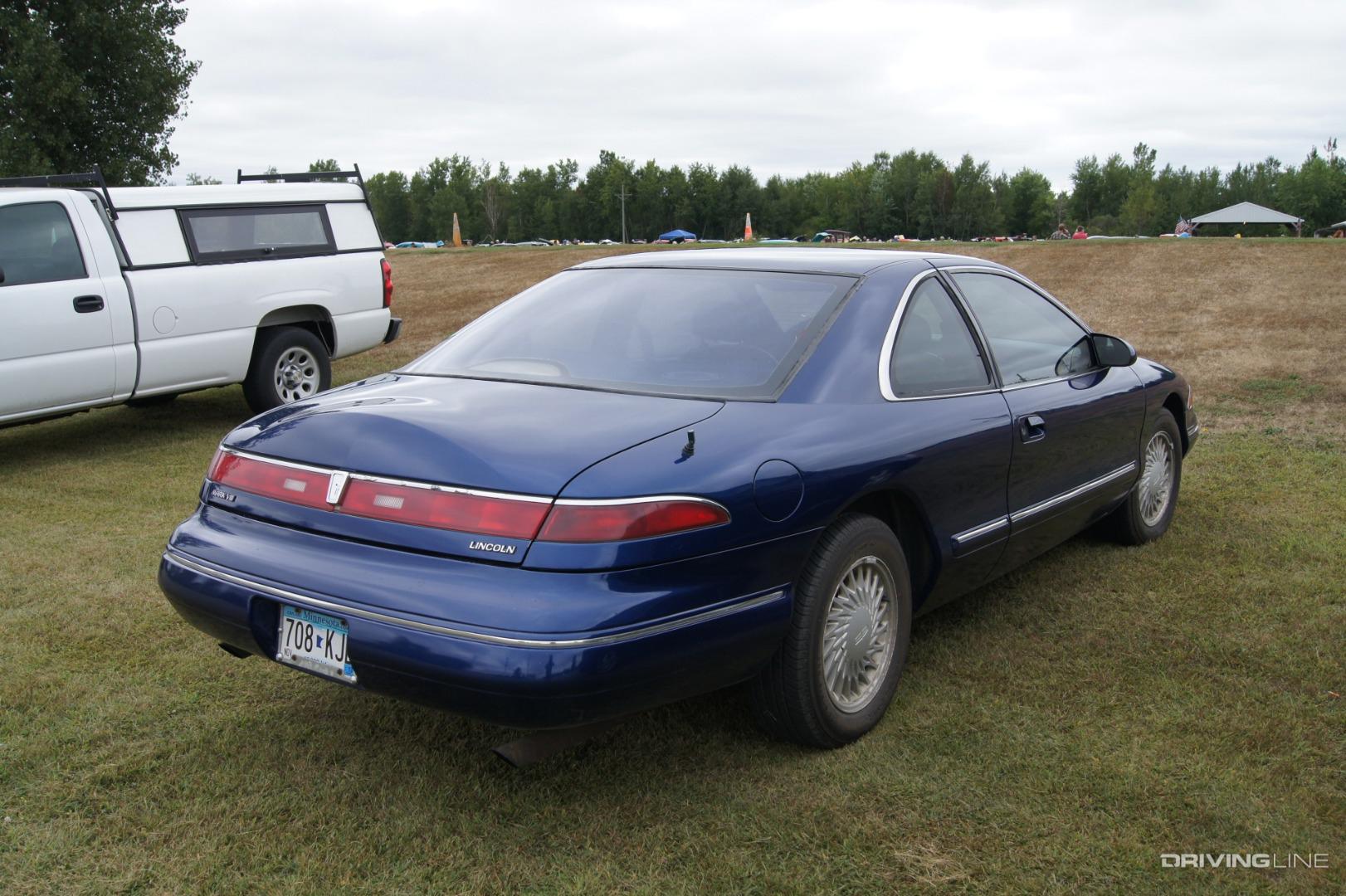 Cobra Before Cobra: The 1994-1998 Lincoln Mark VIII | DrivingLineDrivingLine