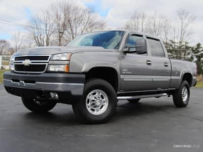 Best Used Diesel Truck >> The Best Used Diesel Trucks For 20k Drivingline