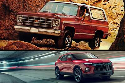 2020 Chevy Blazer: News, Design, Specs >> The 2019 Chevy Blazer Hardcore 4x4 Turned Modest Crossover