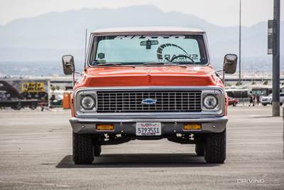 Boosted on a Budget: The Chevy C20 With More Bang Than Buck