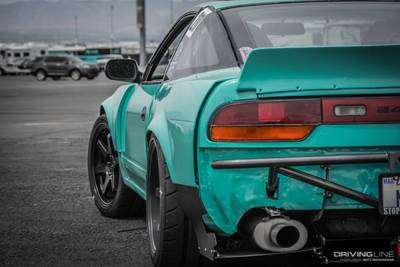 Keepin' It Legal: The LS-Swapped S13 That California Is Cool