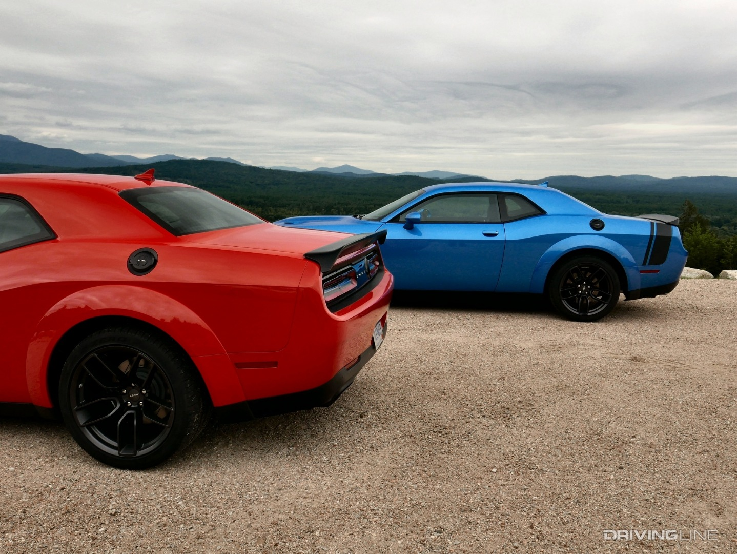 Track Tested: 2019 Dodge Challenger SRT Hellcat Redeye vs ...