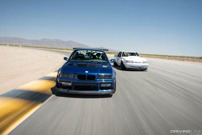 Mustang vs  LS-Swapped E36 M3: Meet the Cars of Driver