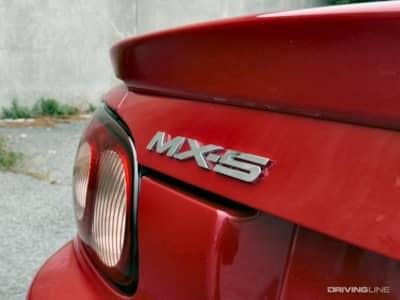 Looking Back: Driving A Bone-Stock 2004 Mazdaspeed MX-5 Miata