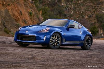 Nissan Designer Confirms A New Z Is In
