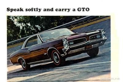 The Genesis Of The Pontiac GTO | DrivingLine