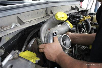 2011-2014 Post-Warranty Power Stroke Fix Part 1: Ditching