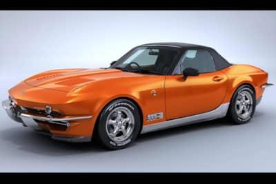 Miata + C2 Corvette = The Surprisingly Cool Mitsuoka Rockstar