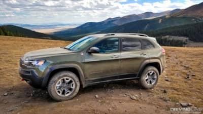 Capable Crossovers: Kia Sorento, Mazda CX-9 and Jeep