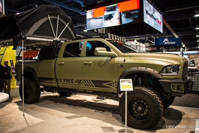 Build A Dodge Truck >> Armor Up Line X S 25th Anniversary Ram 3500 Built By The Diesel