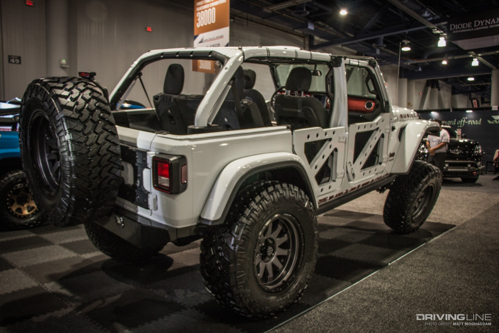 JL Mania: The Many Jeeps of SEMA 2018 [Gallery] | DrivingLine
