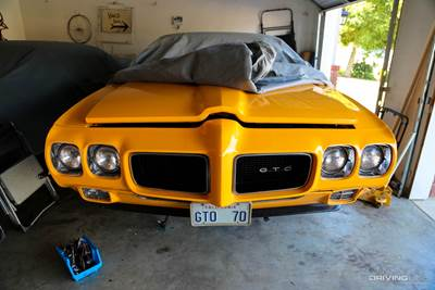 Making a Goat Handle: Project GTO Gets the Hotchkis TVS Treatment