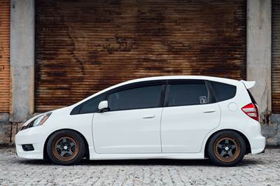 Daily Driver Meets Weekend Warrior Andy S 2012 Honda Fit Sport