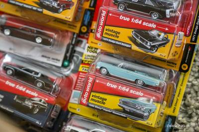 Americana in True 1:64 Scale: The Fun of Die-Cast Collecting with