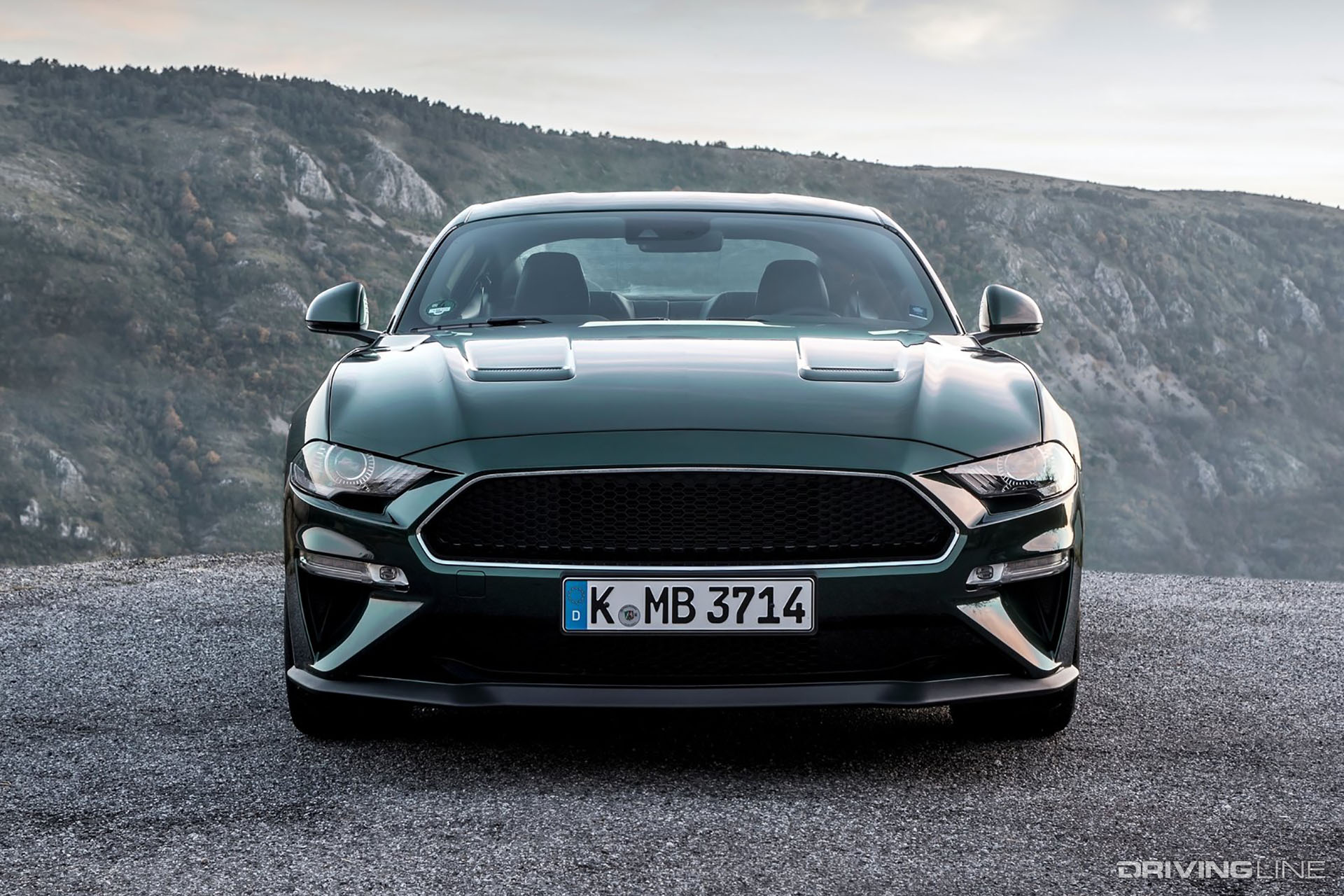 Family Pony: The Four-Door Mustang May Be Coming | DrivingLine
