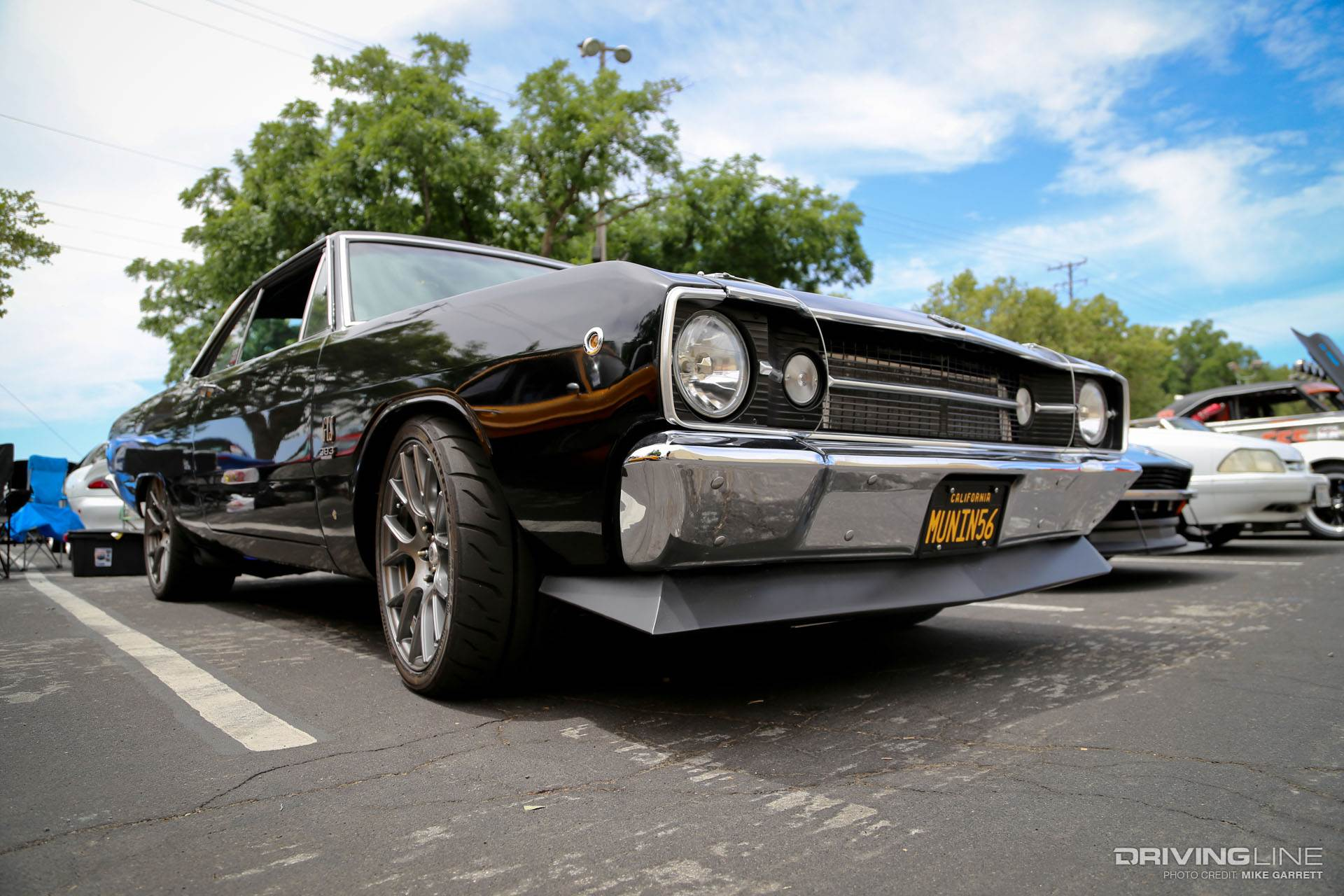 Mild To Wild Choosing Suspension For Your Classic Muscle Car