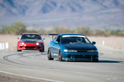 Honda S2000 vs  Acura Integra: Meet the Cars of Driver