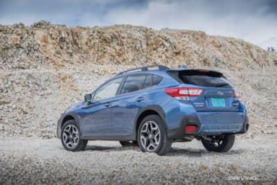 Subaru Crosstrek Blue