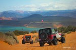 Jeeps and scenic terrain, out West 5 photo credit: Mercedes Lilienthal