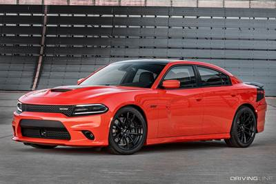 Why The Dodge Charger Needs A Stick Shift Drivingline