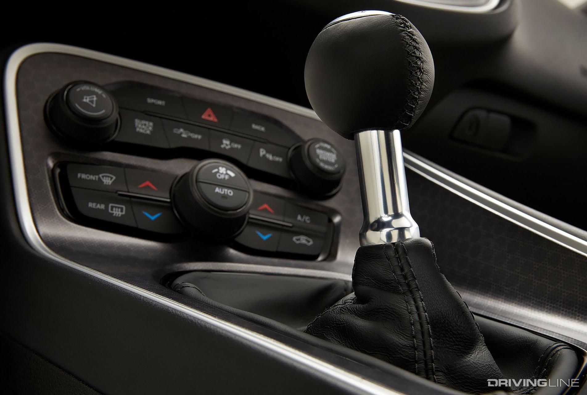 2012 dodge charger manual transmission