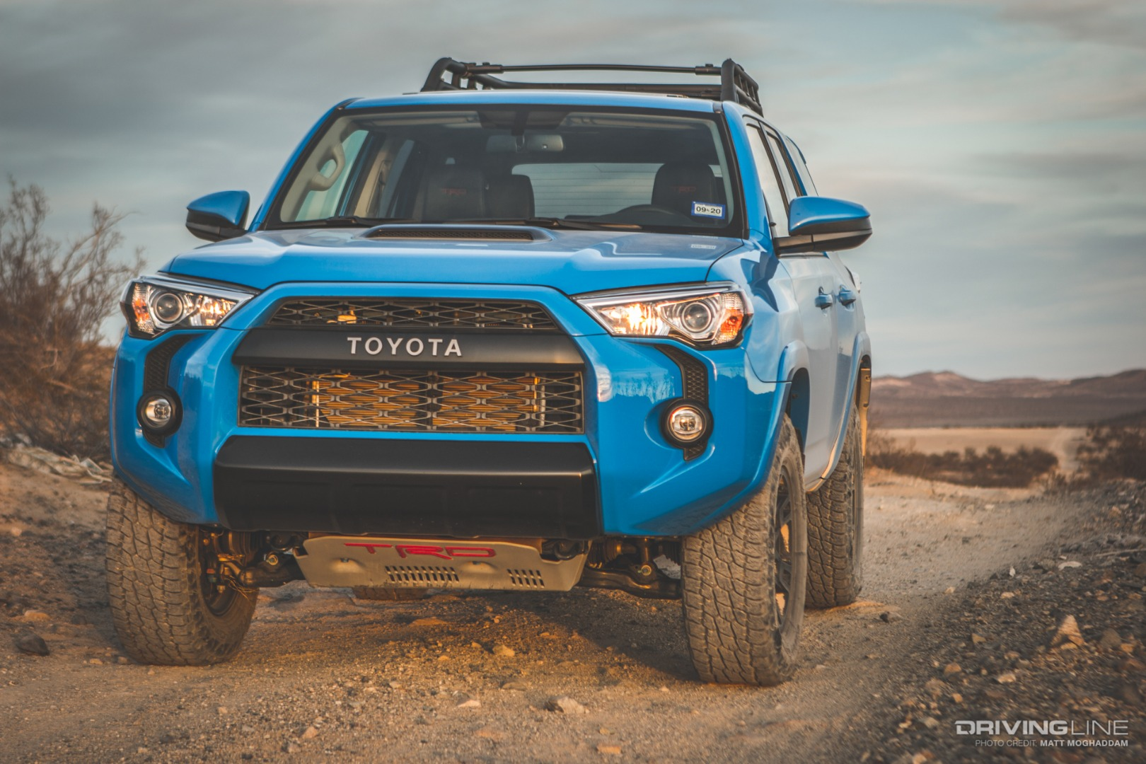 2019 Toyota 4runner Trd Pro Off Road Review Drivingline