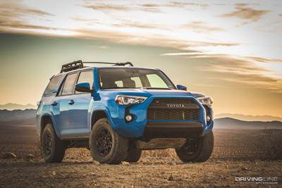 2019 Toyota 4runner Trd Pro Off Road Review