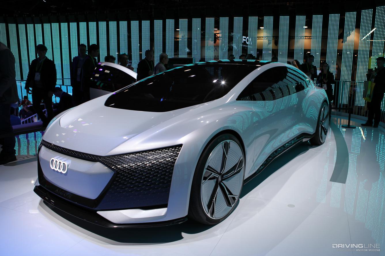 concept ces cars electric wild audi drivingline concepts aicon ev articles