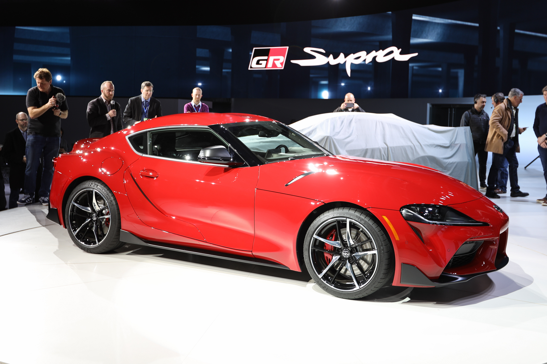 2020 Toyota Supra Arrives with $50k Price Tag & 335hp ...