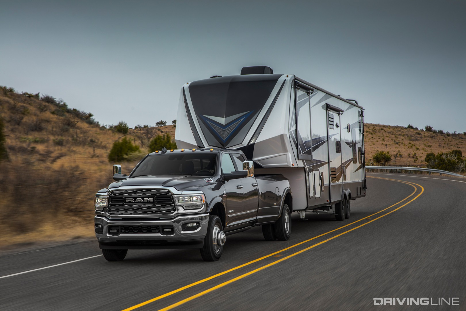 2019 Ram 3500: The Most Powerful Diesel Pickup Ever ...