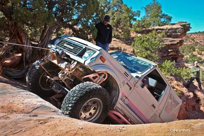 Why Women Should Go Off-Roading in Their Own 4x4 | DrivingLine