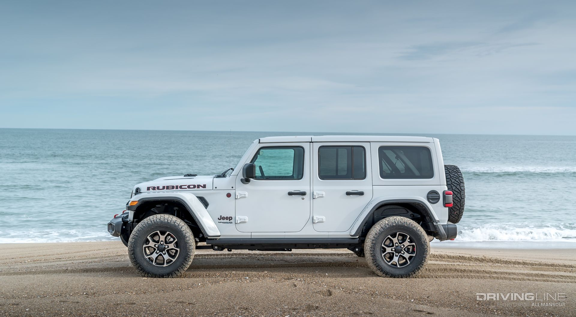 Jeep JL Real World Review [Video] | DrivingLine