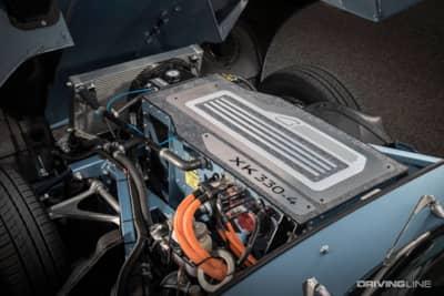 Jaguar and Aston Martin Making EV Classic Cars | DrivingLine