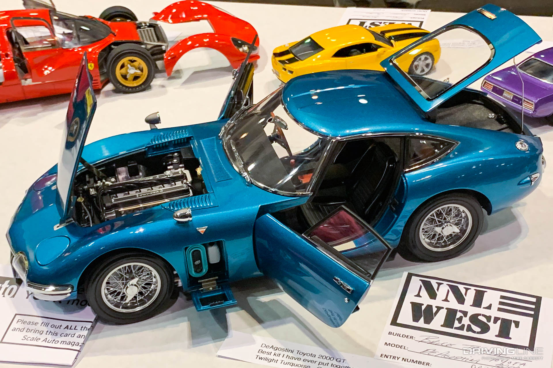 8 Awesome Model Car Builds From Nnl West Drivingline