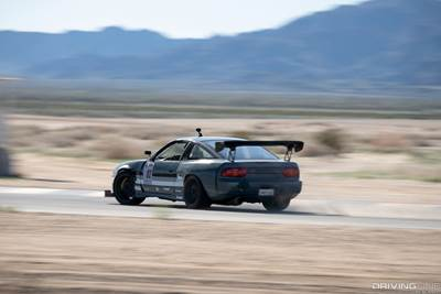 Peter's Time Attack Nissan 240SX | DrivingLine