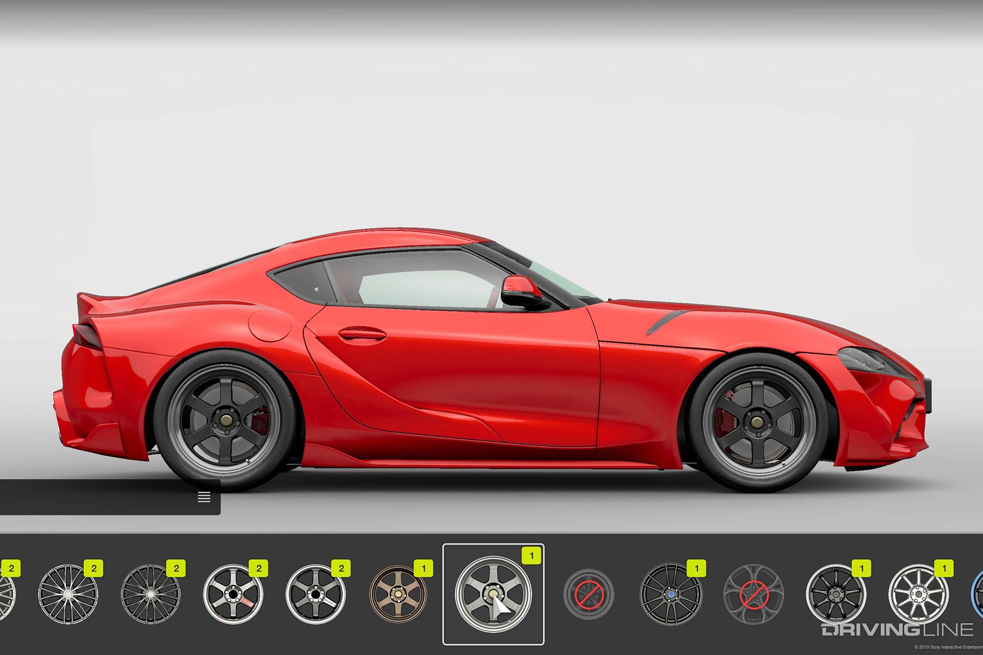 New Supra Added To Gran Turismo Sport Drivingline