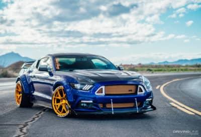 2015 Mustang Rtr >> Jeremy Lopeman S 2015 Widebody Mustang Drivingline