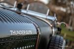 """You can often find owner Brian Johnson driving his Bentley 4 1/2 Litre Vanden Plas named """"Thunder Guts"""" around Sarasota, Florida as his daily runabout. photo credit: Tara Hurlin"""