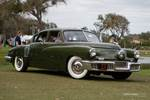 This Tucker, Chassis 1044, was recently restored back to its original green color. photo credit: Tara Hurlin