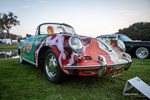 Janis Joplin's 1964 Porsche 356 last sold at auction for $1.76 million in 2015. photo credit: Tara Hurlin