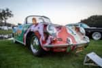 Janis Joplin's 1964 Porsche 356 last sold at auction for $1.76 million in 2015. photo credit: Tara Hurlin